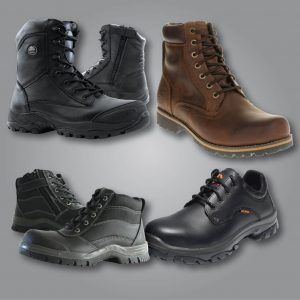 gumboots and safety shoes rustenburg