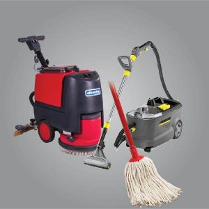 cleaning equipment rustenburg
