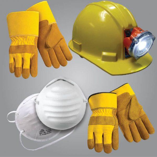 safety equipment rustenburg